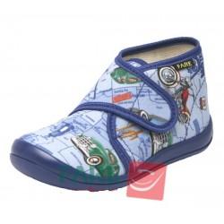 Fare  papuče na suchý zip...