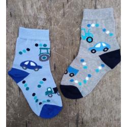 Ponožky Trepon - auta