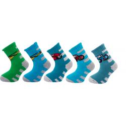 Ponožky Novia -froté -...